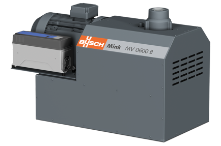 Mink MV VSD – the perfect match to each process.