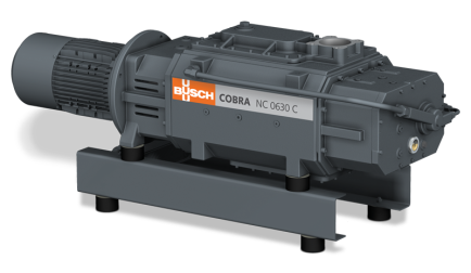 COBRA – the robust and reliable solution for applications in medium and rough vacuum ranges.