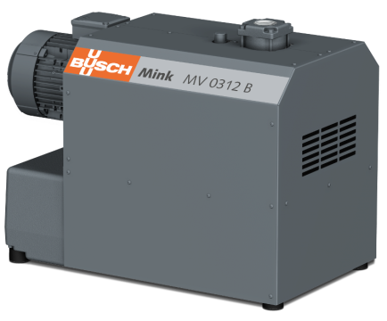 Mink – efficient and reliable vacuum and compressed air generation.