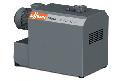 Mink MV – the new standard for claw vacuum pumps.