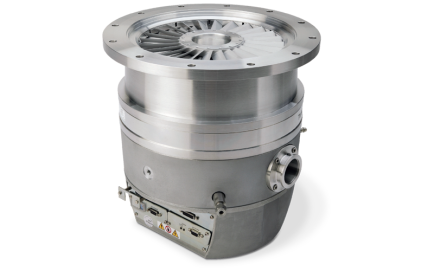 Turbo – for maximum power in industrial high vacuum processes.