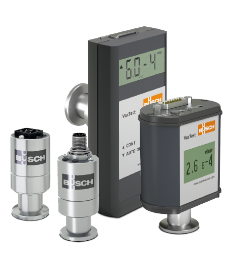 VacTest - Vacuum Measurement Equipment