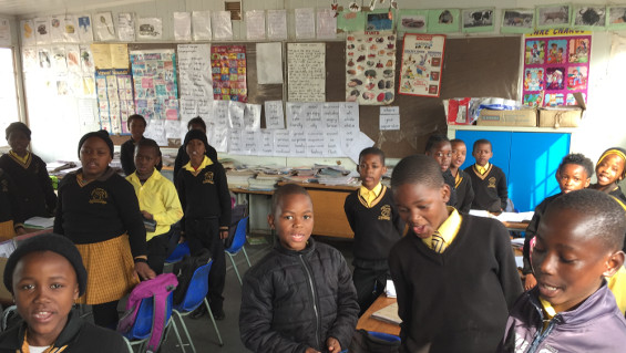 Busch South Africa is helping underprivileged children in the community to improve their lives. Source: Busch South Africa