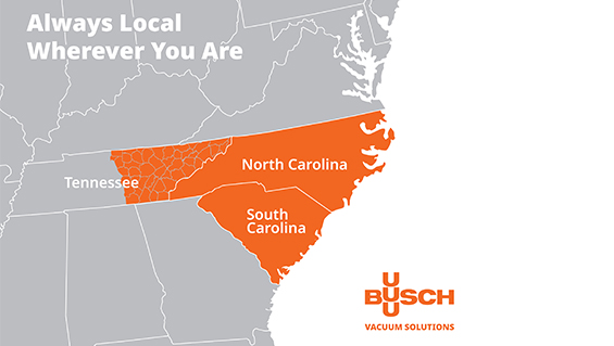 Busch LLC Direct Representation in the Carolinas and Eastern Tennessee