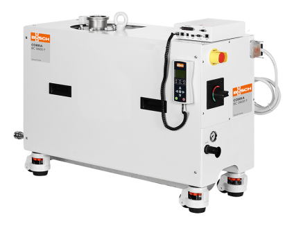 COBRA – the next level of compact light to harsh duty vacuum pumps.