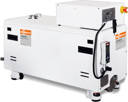 COBRA – the new generation of dry vacuum pumps for demanding processes.