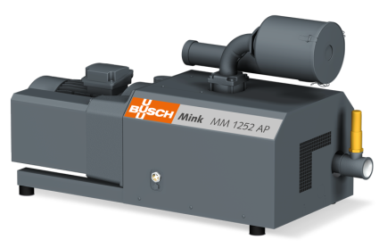 Mink – efficient and reliable compressed air generation.