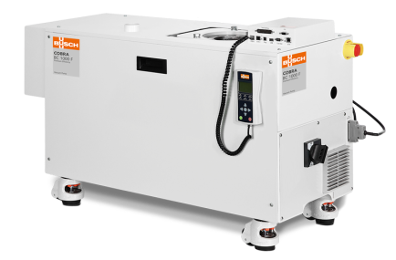 COBRA – the next level of high capacity harsh duty vacuum pumps.