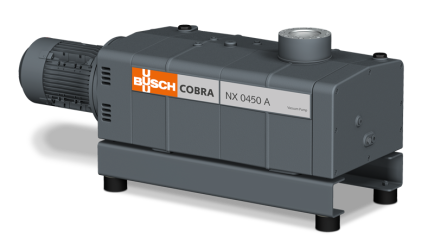COBRA NX – the all-round solution for industrial vacuum applications.