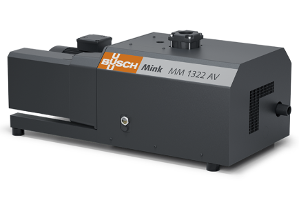 Mink – efficient and reliable vacuum generation