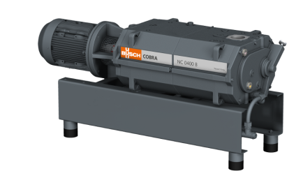 COBRA NC – the flexible solution for industrial vacuum applications.