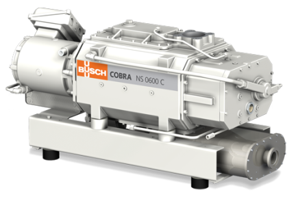 COBRA NS – clean and quiet vacuum for many demanding processes.