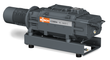COBRA NC 0600 C – high pumping speed with ATEX T3 certification.