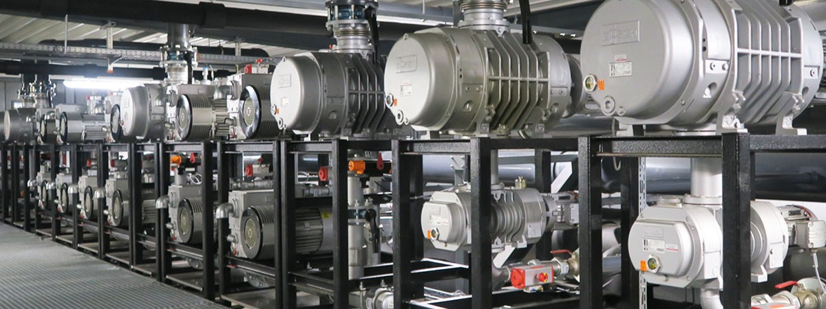 12 Benefits of Centralized Vacuum Supply