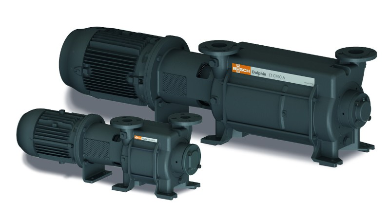Liquid Ring Vacuum Pumps - Classic Vacuum Technology and yet Still State of the Art