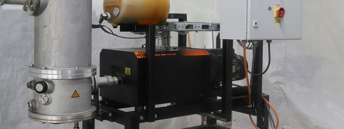 Modern Vacuum Technology for Melt Degassing During Extrusion