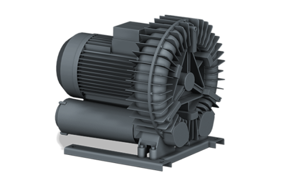 SAMOS SI 1500/2200 E1 , Side Channel Blower , Busch Vacuum Solutions